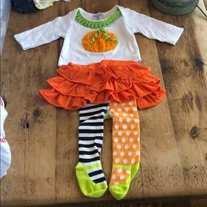 Mudpie Halloween Outfit